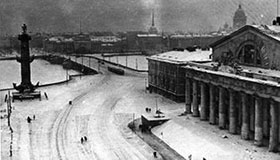 Tour dedicated to WW II and the Siege of Leningrad