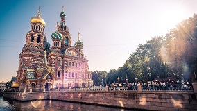 St. Petersburg Cathedrals