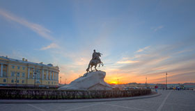St. Petersburg for Newcomers