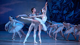 Ballet or Opera performance